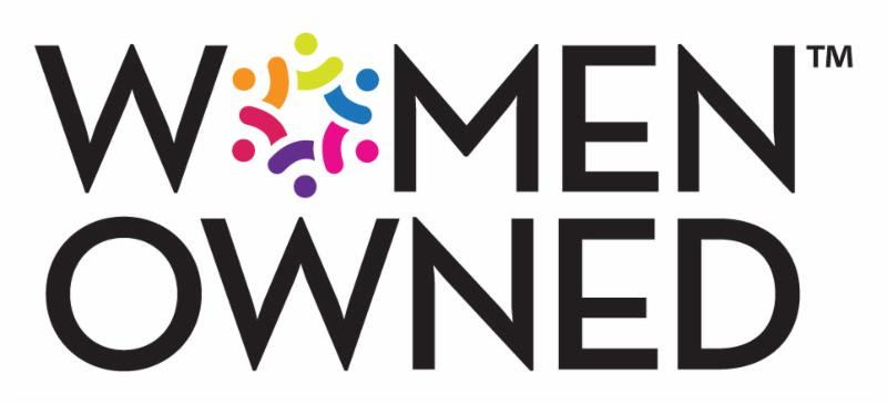 Logo for women owned business